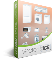 House-domestic-vector-graphics-pack