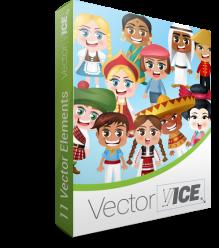 Vector People | Vector Character | VectorVice