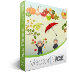 Autumn Vector Pack
