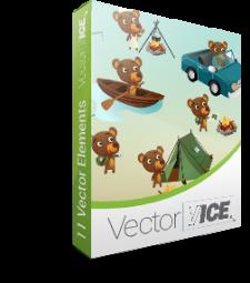 Bear Vector Pack