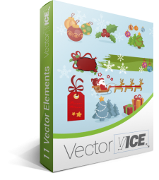 Christmas Vector Pack