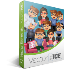 Geek Vector Pack V.2