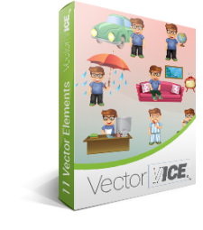 Geek Vector Pack