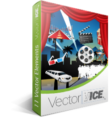Hollywood Vector Pack