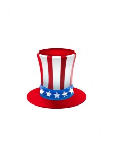 4th July Vector Pack | Hat Vector Image | VectorVice