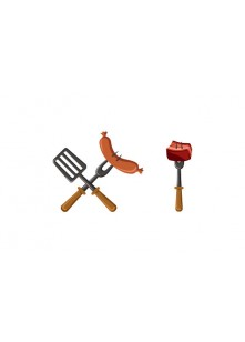 Barbeque Vector Pack | Grill Utensils Image | VectorVice