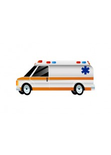 Cars Vector Pack | Vector Ambulance Vehicle | VectorVice