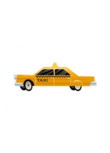 Cars Vector Pack | Vector Taxi Vehicle | VectorVice