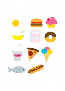 Food icon | Vector Elements | VectorVice