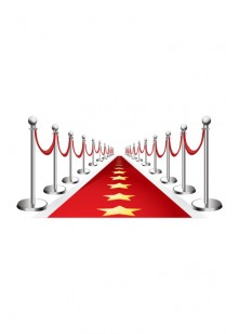 Hollywood Vector Pack | Red Carpet Vector Images | VectorVice