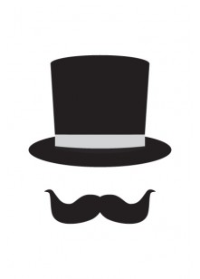 Hipster Moustache   Vector Elements   VectorVice