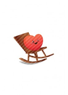 Valentines Day Vector Pack | Heart on Chair Vector Image| VectorVice
