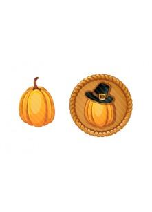 Thanksgiving Vector Pumpkin Graphics