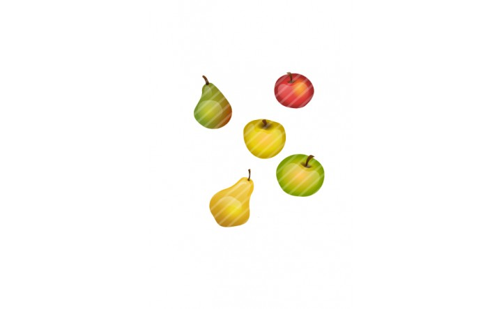 Fruits-vector-image