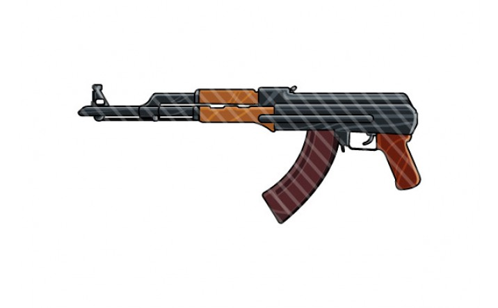 ak-47-vector-graphics-pack