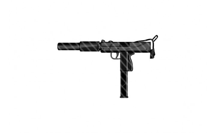 uzi-weapon-vector-graphics-pack