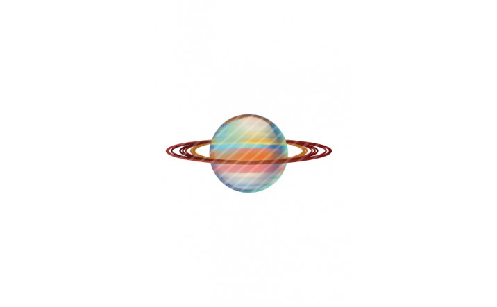 Saturn-vector-graphics-pack