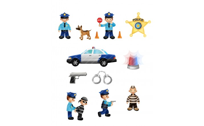 Police-vector-image