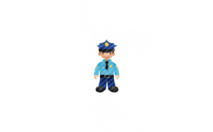Police-officer-vector-image