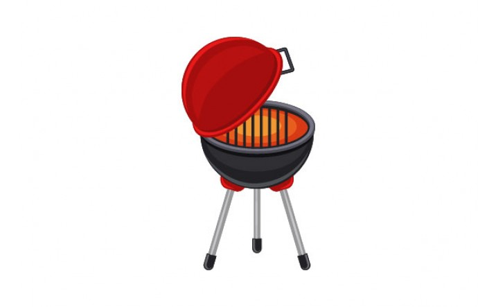 Barbeque Vector Pack | Grill Image | VectorVice