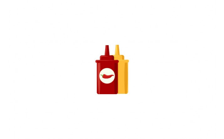 Barbeque Vector Pack | Ketchup Image | VectorVice