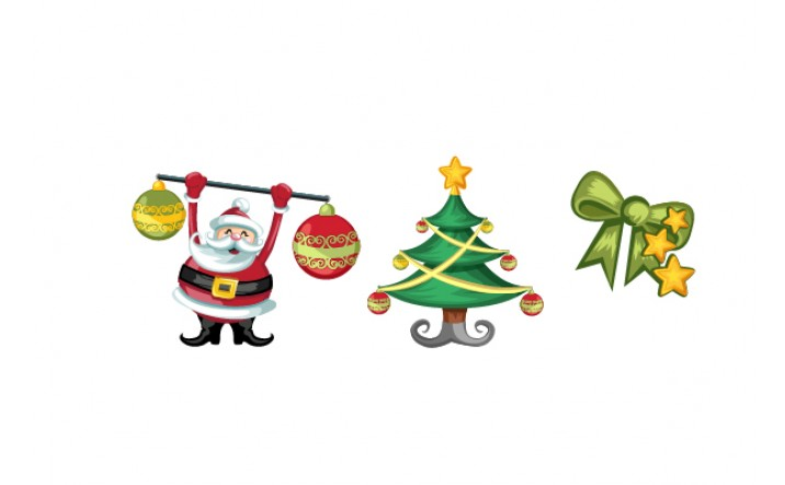 Christmas Vector Pack | Vector Graphics | VectorVice