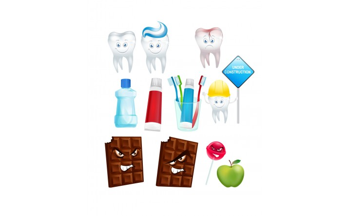 Dentist Vector Pack | Vector Tooth | VectorVice