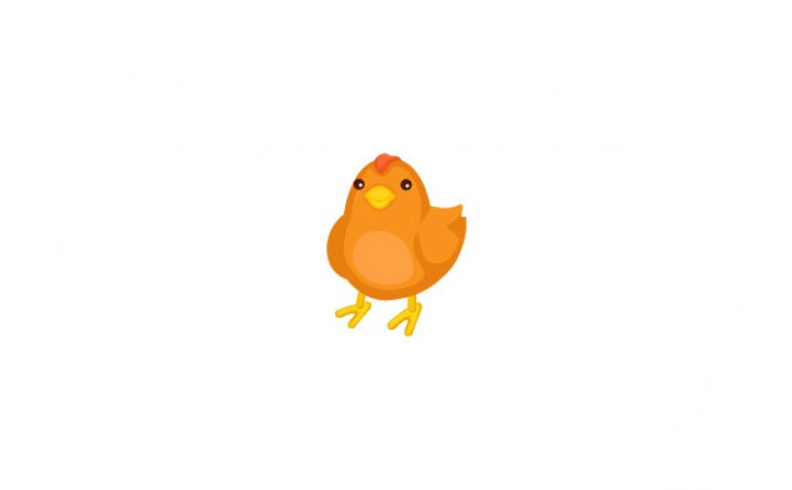 Farm Animals Vector Pack | Chicken Vector Image | VectorVice