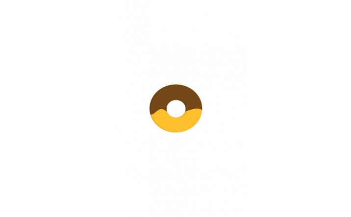 Food icon | Donut Vector Image| VectorVice