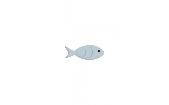 Food icon | Fish Vector Image| VectorVice