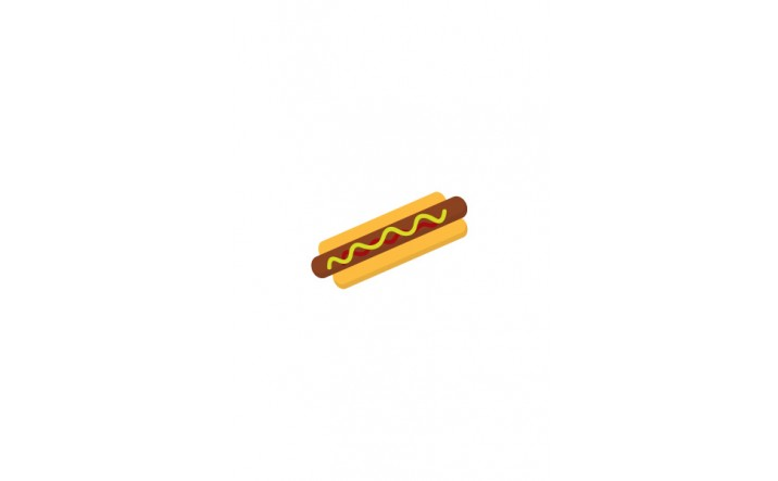 Food icon | Hot Dog Vector Image| VectorVice