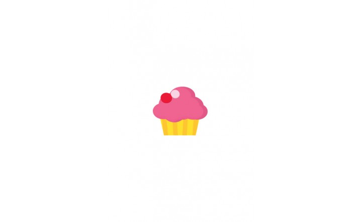 Food icon | Muffin Vector Image| VectorVice