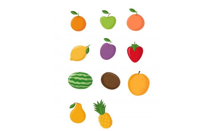 fruits vector pack vector files vectorvice 11 eps files rh vectorvice com passion fruit vectors fruit splash vectors