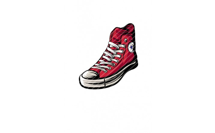 Gang Vector Pack  | Converse Vector Image | VectorVice
