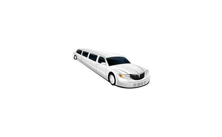 Hollywood Vector Pack | Limousine Vector Images | VectorVice
