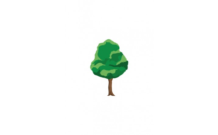 Trees Vector Pack | Tree Graphic Image | VectorVice
