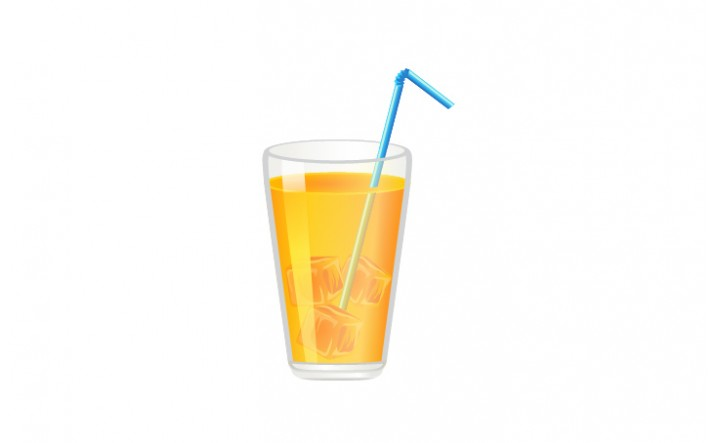 Summer Cocktails Vector Pack | Ice Tea Vector Image| VectorVice