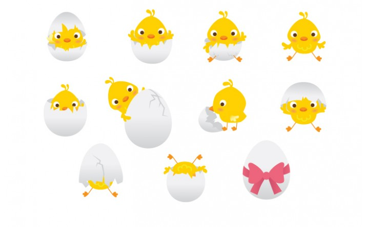 Easter Vector Pack | Vector Graphics | VectorVice