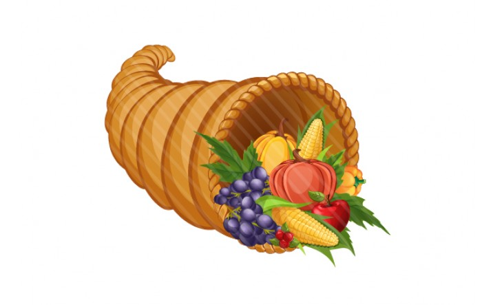 Thanksgiving Vector Graphics