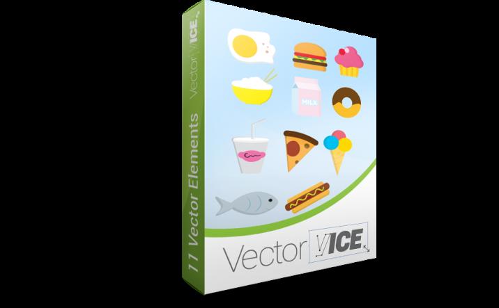 Food icon | Vector Elements | VectorVice