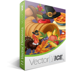 Thanksgiving Vector Pack