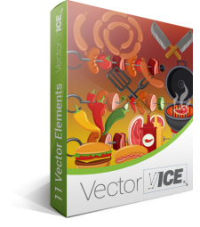 Barbeque Vector Pack