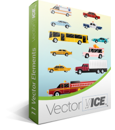 Cars Vector Pack