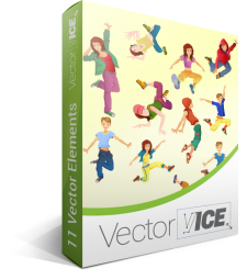 Dancers Vector Pack