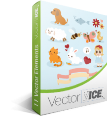 Kids Vector Pack
