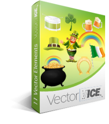 Saint Patrick Vector Pack