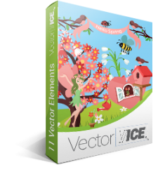 Spring Vector Pack