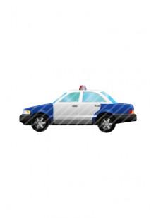 Police-car-vector-image