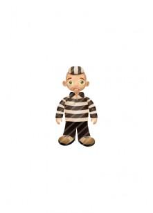 Prisoner-vector-image