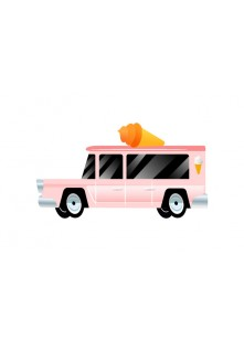 Cars Vector Pack | Vector Icecream Vehicle | VectorVice
